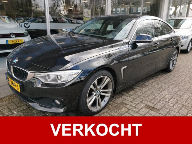 Bmw-4-serie Gran Coupe